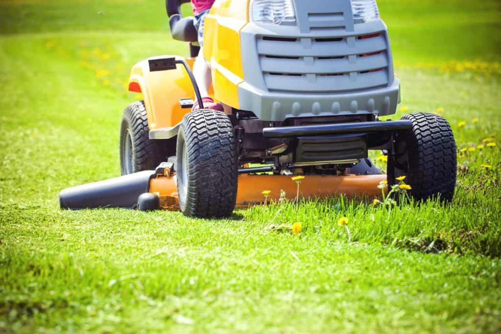 Landscape Maintenance In OKC