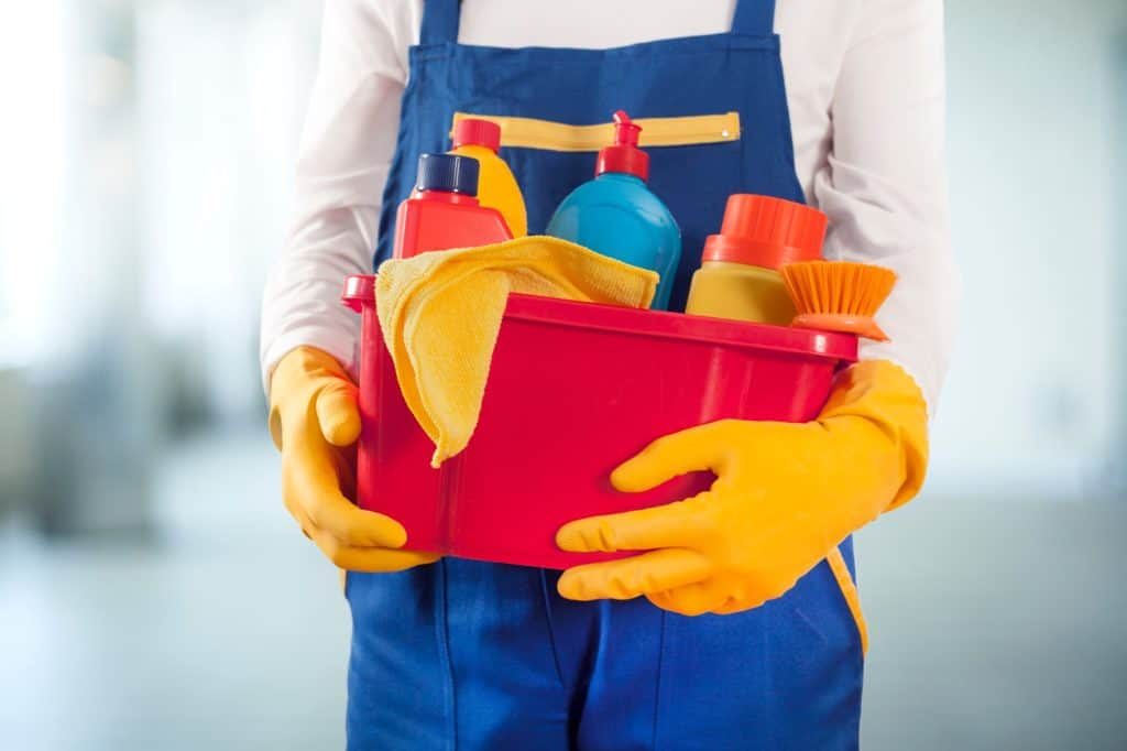 Building Maintenance and Cleaning in OKC